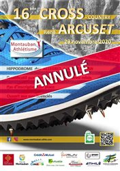 Cross René Arcuset 2020, Annulé
